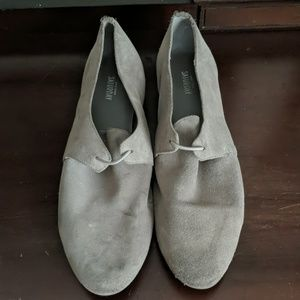 Kate Spade Saturday Suede Oxford Loafers